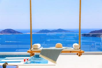 4 bedroom holiday villas in kalkan