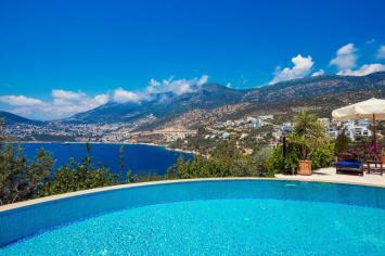 Villa Aquamarine, Kalkan, Turkey