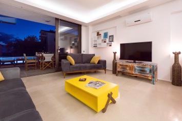 Shiva apartment - a 2-bedroom apartment in Kalkan