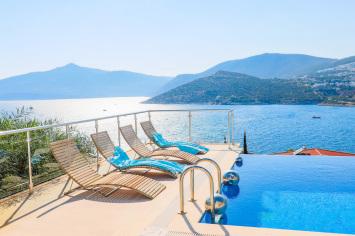 Villa Skyfall, Kalkan, Turkey - 3 bedroom villa