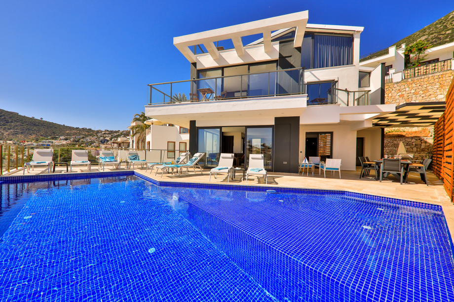 Villa Ocean, Kalamar Bay, Kalkan, Turkey