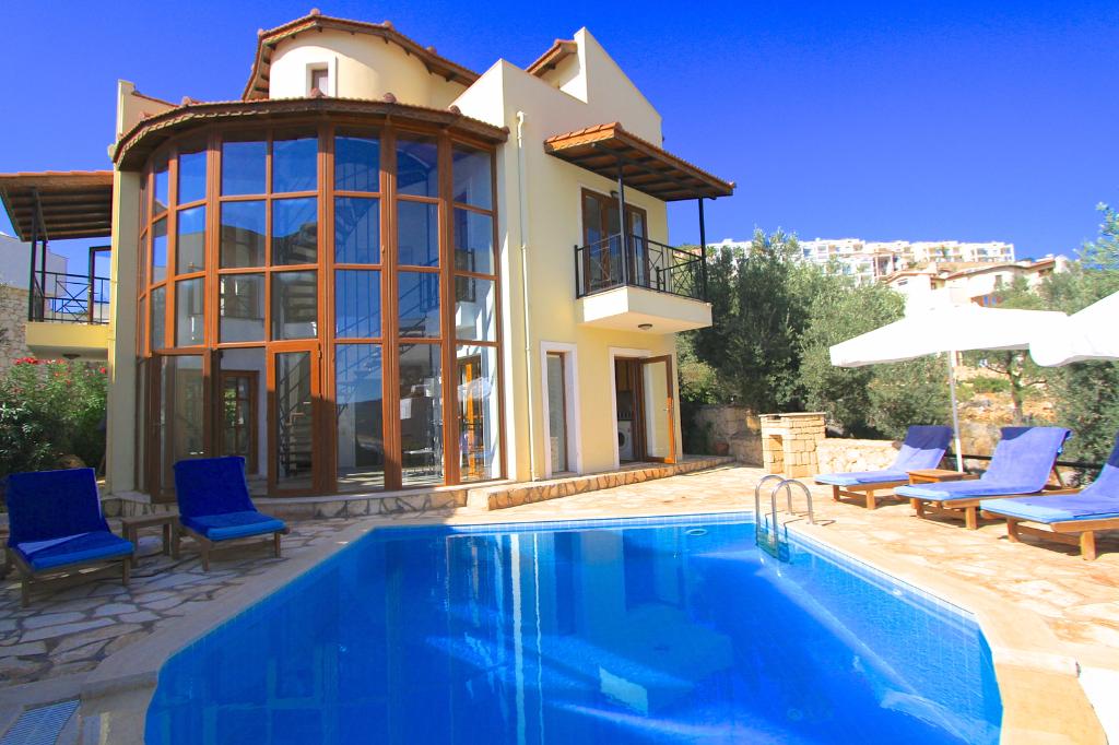 Olive Tree Villa, Kalkan, Turkey