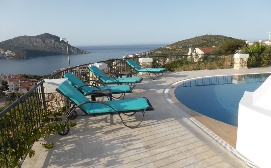 Villa Meltem - a 4 bedroom villa in Kalkan, Turkey