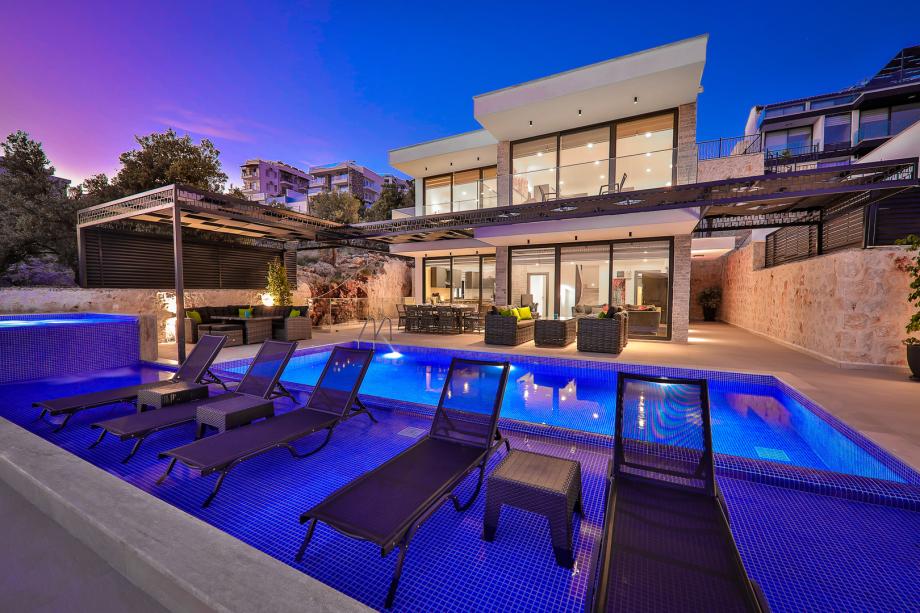 5 bedroom villa in Kalkan, Turkey
