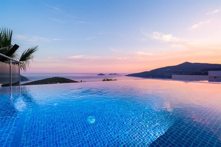 Villa Kayra, Kalkan, Turkey - a 5 bedroom villa for holiday rental